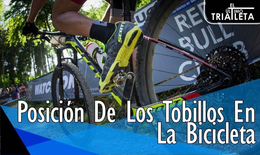 Posición De Los Tobillos En La Bicicleta