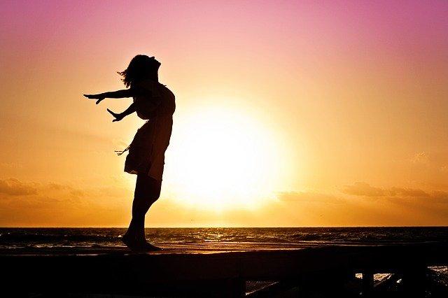 logro del equilibrio físico y mental