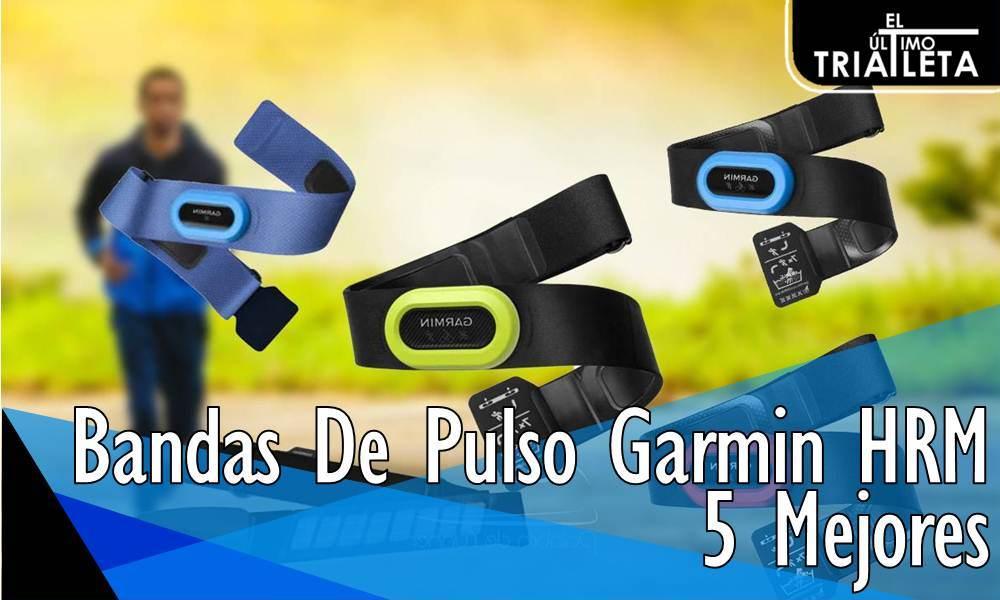 Bandas De Pulso Garmin HRM