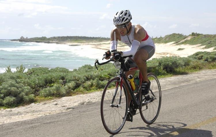 Entrenar Para Ironman ciclismo
