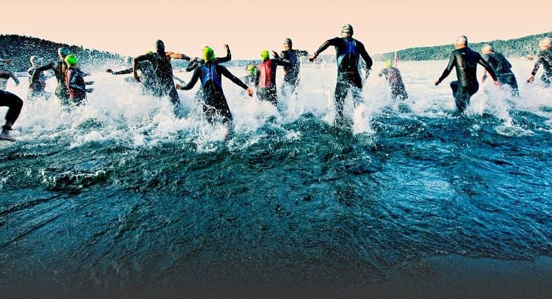 Entrenar Para Ironman natacion
