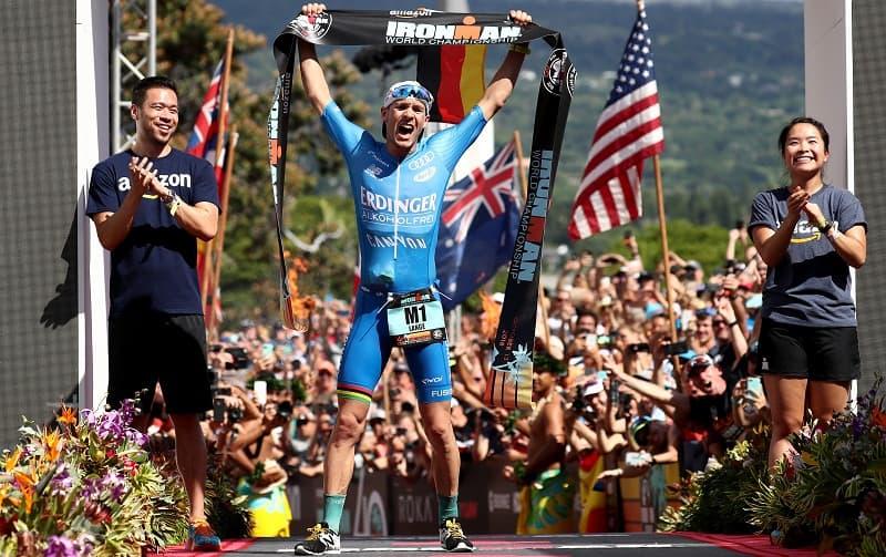 premio por ganar un Ironman-1