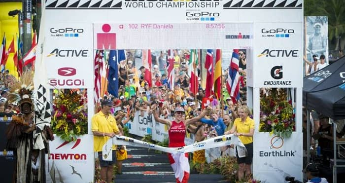 premio por ganar un Ironman-2